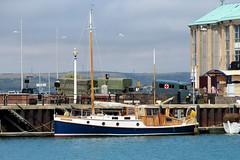 IMG_7272 - Dunkirk Film Set - Weymouth - 28.07.16 (Colin D Lee) Tags: christophernolan movie dunkirk worldwar2 film set weymouth quay crew warnerbros littleships