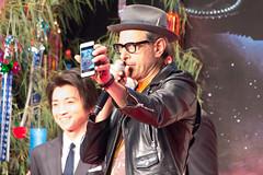 Independence Day: Resurgence Japan Premiere: Jeff Goldblum (Dick Thomas Johnson) Tags: japan tokyo minato roppongi      roppongihills  roppongihillsarena  movie film premiere moviepremiere event   japanpremiere independencedayresurgence  jeffgoldblum
