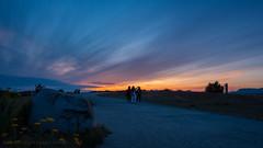 Last Light (iPhilFlash) Tags: sunset garrypointpark outdoor dusk vancouver blue bluehour dark britishcolumbia cloud clouds steveston canada outdoors richmond sky walk ca