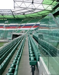 Weststadion (Don Claudio, Vienna) Tags: rapid weststadion allianz stadion tribne hannapi htteldorf penzing wien fussball