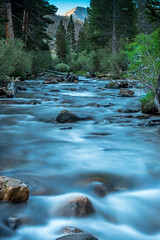 Rock Creek - Passing Time (www.karltonhuberphotography.com) Tags: 2016 california easternsierra exploring flora flowingwater forest karltonhuber landscape landscapephotography longexposure morninglight mtmorgan nature outdoors peaceful relaxing river rockcreek rocks stream tranquil trees verticalimage wetrocks