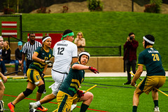 IMG_1839 (NinjaWeNinja) Tags: canon 7d 70200 sport sports action quidditch mlq major league sanfrancisco guardians argonauts