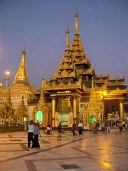 Shwedagon_Pagoda_Yangon (17) (Sasha India) Tags: myanmar yangon temple journey buddhism