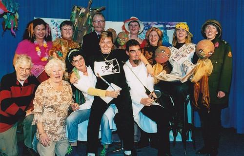 200310 De grote groezel (famstuk) 2 kl