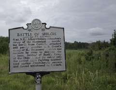 Battle of Shiloh (dcnelson1898) Tags: shiloh tennessee pittsburglanding civilwar history militaryhistory unionarmy confederatearmy battle fight clash states out nps nationalparkservice