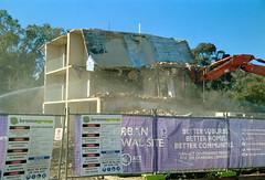 Frame 15.jpg (njcull) Tags: 35mm c41 canberra canoneos33 ef28105mmf3545usm film gc400 kodak kodakmax400 lyneham max400 northbourneavenue owenflats demolition australiancapitalterritory australia