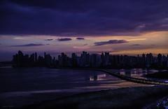 Panama City (Bernai Velarde-Light Seeker) Tags: panama city ciudad central centro america corredorsur sea mar ocean oceano pacific pacifico sunset atardecer bernaivelarde