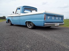 Ford F100 on ZX3P Wheels (Forgeline Motorsports) Tags: ford f100 forgeline zx3p
