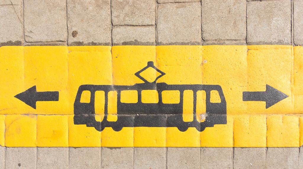LUAS TRAM STOP IN CITYWEST [APRIL 2015] REF-103239