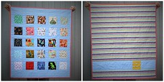 ABC I Spy Baby Quilt (stephjacobson) Tags: baby quilt abc alphabet ispy stephjacobson