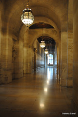 New York Public Library's hall (gemma_canal) Tags: usa newyork tourism architecture photography picasa favme publiclibrary followme eeuu travellig