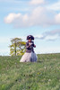 Picking posies (Arran in Focus) Tags: wedding girl field child flowergirl posie