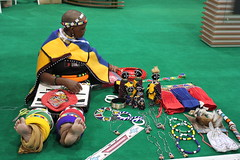 Exhibitors (South African Tourism) Tags: art southafrica crafts jewellery mpumalanga durban ndebele indaba southafricantourism durbanicc indaba2015