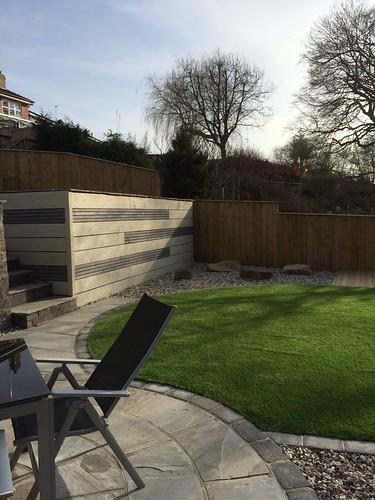 Landscape Gardening Macclesfield - Modern Family Garden Image 17