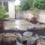 """Stone patio, Rock patio, boulders, outdoor patio <a style=""""margin-left:10px; font-size:0.8em;"""" href=""""http://www.flickr.com/photos/117326093@N05/17736037143/"""" target=""""_blank"""">@flickr</a>"""