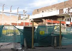 Former Curzon cinema, Old Swan, Liverpool. 16 May 2015. (philipgmayer) Tags: cinema liverpool demolished 1000 curzon oldswan shennan
