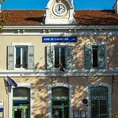 Gare Cavaillon (D_G_T) Tags: nikon coolpix p5000