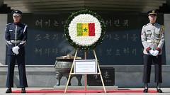 Senegalese_President_Seoul_National_Cemetery_01 (KOREA.NET - Official page of the Republic of Korea) Tags: senegal sénégal 한국 대한민국 세네갈 국립서울현충원 seoulnationalcemetery mackysall senegalesepresidentmackysall 마키살세네갈대통령 sénégalprésident