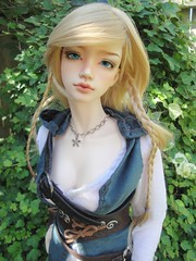 Lizabetta (Azurielle) Tags: fantasy warrior bjd viking abjd aria ih balljointeddoll yid iplehouse nyid angeltoast azurielle