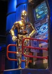 IMG_5832 (danimaniacs) Tags: robot starwars colorful ride disneyland stuff droid c3po startours
