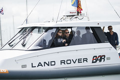 Duke and Duchess of Cambridge visit to Land Rover BAR (landrovermena) Tags: landrover landroverbar sailing louisvuitton sirbenainslie dukeandduchessofcambridge portsmouth oracleteamusa emiratesteamnewzealand theduchessofcambridge thedukeofcambridge portsmouthamericascup