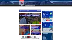 Solo Deportes - 630x100 - Desktop - Mayo/Junio - Argentina (FutbolSites) Tags: solodeportes 630x100 desktop argentina banner 2016 indumentaria sanlorenzo casla mundoazulgranacomar