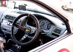 EK9 interior #OMP #TypeR (borg_clayton) Tags: honda nikon typer civic