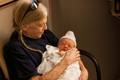 Toms 2 days old (2) (tommaync) Tags: grandma boy baby hospital nc nikon infant durham grandmother july northcarolina grandson susie toms 2016 d40 dukeregionalhospital