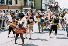 Canon_AE1_2016-07-11_008 (FC Photobank) Tags: uk carnival canon ae1 african oxford drumming cowley 2016 culturalshows
