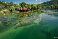 Bosanska Krupa, Una River, Bosnia & Herzegovia (Springer@WW) Tags: una bosanskakrupa fluss river bih bosna europa nature natur landscape fish fisch water wasser sony alpha7