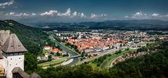 View of Celje