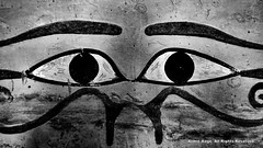 The Eyes Of The Sarcophagus (Armin Hage) Tags: sarcophagus mummy eyes egypt louvre museedulouvre ancientegypt paris france