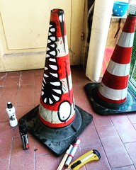 street art cone (reborart) Tags: streetartcone cone conestreetart streetart pinerolo conostradale streetartconostradale graffiti painting vandal scasso crimine crime all people allpeople fun funny timburton oldschool newart new newworld newstreetcone newstreet newway newcolour newstripes stripes newgoogle newgraffiti innovathion innovation innovazione ridimensiona another country marker city town streetartcity creativetempest creative burn like love inspiration collective exhibition reborart rebor reborartist reborinpinerolo reborpinerolo reboritaly reborworldart hot red white black iphone phone cutter