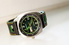 SEIKO RECRAFT (werkmania.hu) Tags: japan japanese nikon watch wristwatch 1855 dslr seiko pattini d3200 recraft snkm97