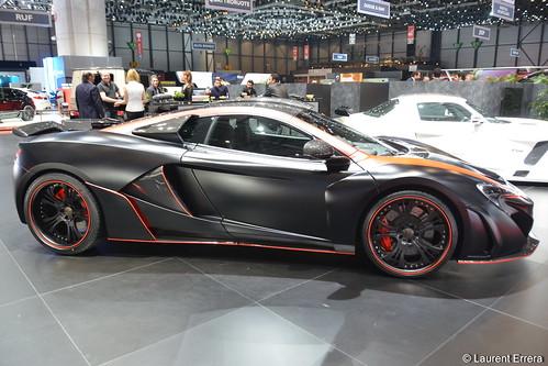 Fab Design Vayu GTR Coupé - McLaren 650S