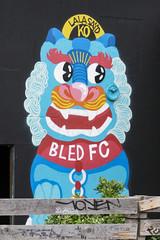 LalaSadKO (Sbastien Casters (browse by artist)) Tags: lalasadko lala said ko paris france streetart street graffiti graffitis art urbain urbanexploration urban