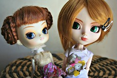 Sisters (I~Hve~A~Hedcold) Tags: pullip doll dal sisters ginger red head wig craziia jolie family dollie