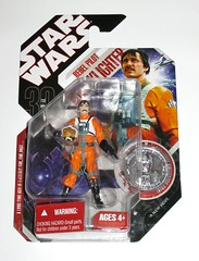 rebel pilot biggs darklighter star wars tac thirtieth anniversary collection a new hope 14 saga legends 2007 hasbro mosc a (tjparkside) Tags: rebel pilot biggs darklighter 3014 30 14 star wars tac thirtieth anniversary collection new hope saga legends 2007 hasbro mosc 30th sw helmet collector coin blastech dh17 dh 17 blaster pistol gun weapon xwing x wing tatooine luke skywalker imperial academy darth vader battle yavin ep episode 4 iv four anh basic action figure figures