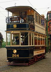 The circle tram (WISEBUYS21) Tags: beamish museum county durham north east miners gala pit village near stanley tram bygone days past tims times good old art artwork work beautiful amazing enginering its best steam train rocket edwardian victorian wisebuys21 day out trip outing holiday week end sunday morning sunny olden golden magic moment moments thrilling transport vehicle electric newcastleupontyne nykassuru nyukasl