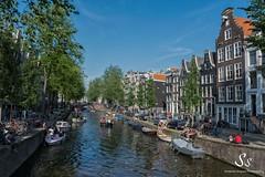 Amsterdam (Shirshendu Sengupta) Tags: netherlands holland dutch amsterdam canal house dam square museumplein