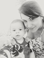 My life  (franci.onnis) Tags: baby figlio love son mamma amore sweety beb mylife allegria estate mare sun felicit happy happiness sorriso baci abbracci hugs smile kisses mom afternoon