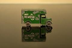 Matchbox Removal Lorry (Steve Janes Photography) Tags: matchbox vintage car toy