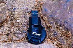 Enderman with Nikonlenscap (azyef94) Tags: enderman mojang minecrafttoy minecraft photography pxc colorful nikon nikonlenscap