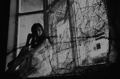 (moonowl7397) Tags: nikon fm3a film analog ruin girl 201608 ps rdp3