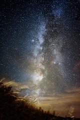 Voie Lacte pendant la nuit des Persides, Vercors, Drme (ALTITUDIMAGES) Tags: milky way sky lacte