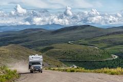 Top of the World Highway (oliverhummell) Tags: kanada nordamerika reisen yukon canada travel highway