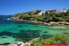 Bondi - Coogee Beach (soyouz) Tags: aus australie coogee geo:lat=3391456800 geo:lon=15126214700 geotagged newsouthwales mer bondi australiel