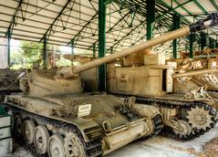 tanks (4) (maskirovka77) Tags: israeldefenseforces idf museum idfmuseum tanks m48 outdoors hdr armoredcar artillery antiaircraft armoredpersonnelcarrier bridgingequipment