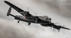 Lanc 2 (G&R) Tags: east kirkby airshow 2016 canon 7d2 bbmf lancaster avro
