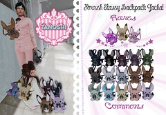 Gachaad2 (Chobii (Tanoshi, Tea w/Chii, & Chii)) Tags: pose bag blog mesh blogger lolita fox backpack blogging animation static accessories accessory kemono tanoshi
